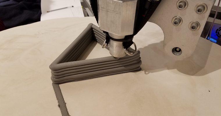 World's Largest Polar Ceramic 3D Printer