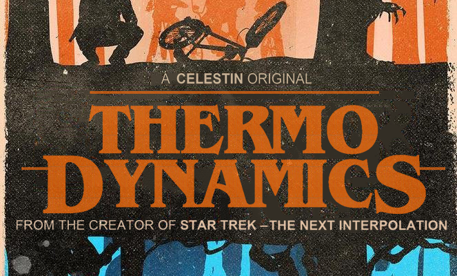 THERMO FEEDBACK FROM SUMMER 2018 – STRANGER THINGS THEMED CLASS