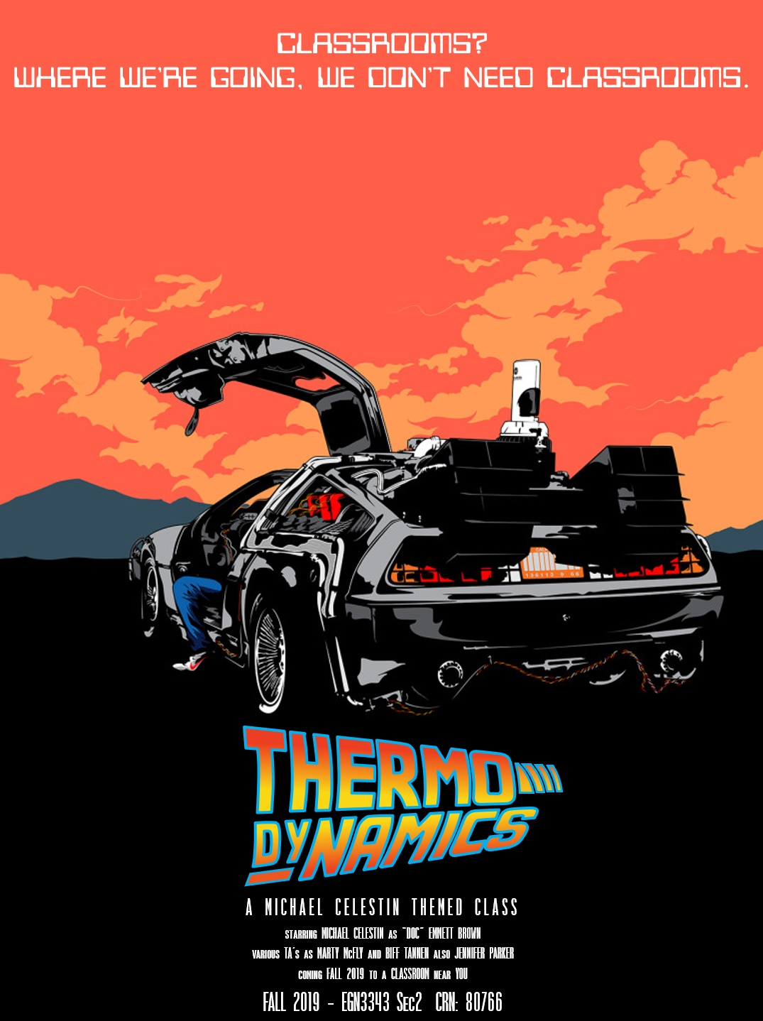 Thermo Fall 2019 Theme – Back to the Future!